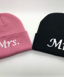 mr and mrs beanie hats
