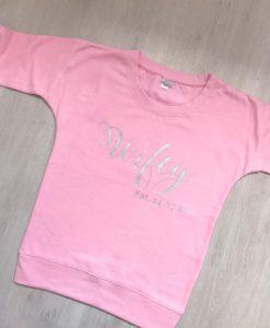 personalised wifey sweatshirt jumper