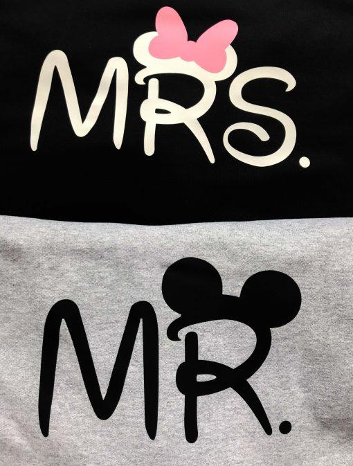 disney mr & mrs