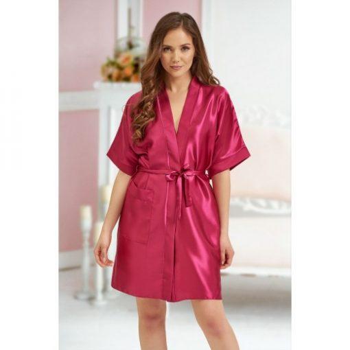 future mrs satin robe