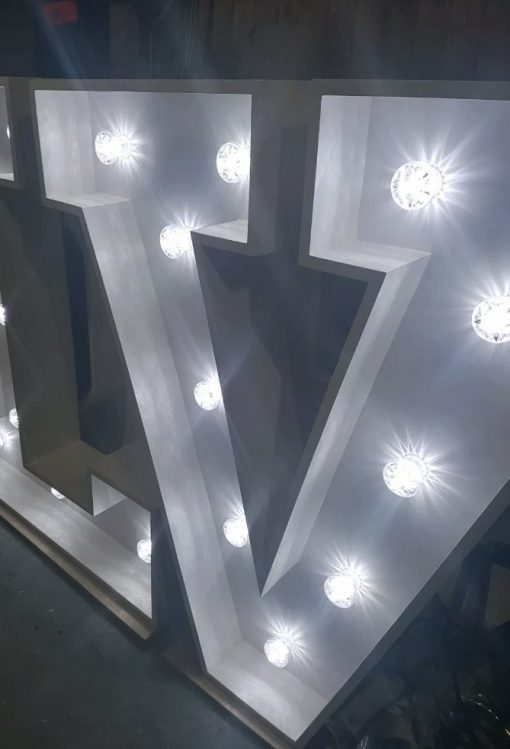 love letter hire light up